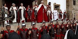 Juicio de Pilato - Via Crucis de Balmaseda (Viernes...