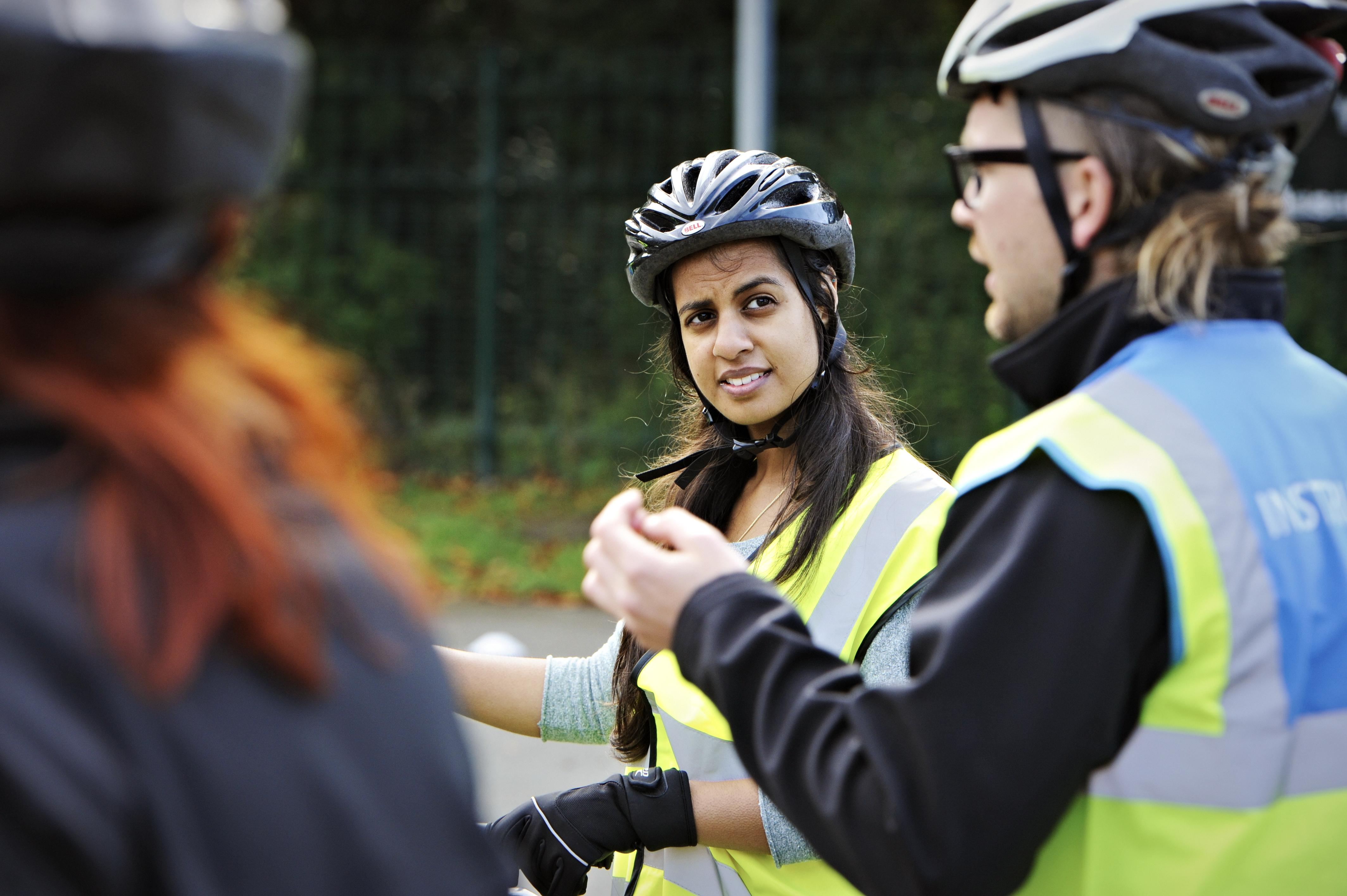 Road rider ready [Trafford]