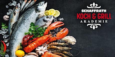"""Gourmet-Kochseminar """"Quer durchs Meer"""" Tickets"""