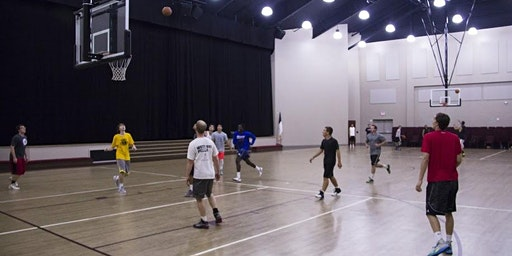 HS Pick Up Basketball at Bethel Bible Fellowship