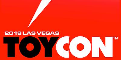 Las Vegas Toy and Comic Convention Vendor Space