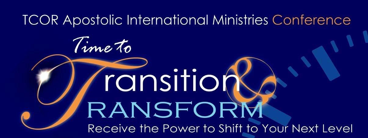Time to Transition and Transform