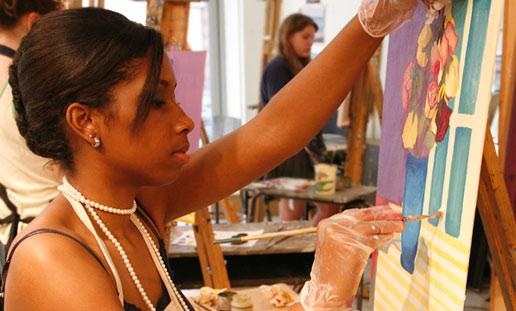 Columbia, SC Summer Camp - Art Intensive Ages 13-18