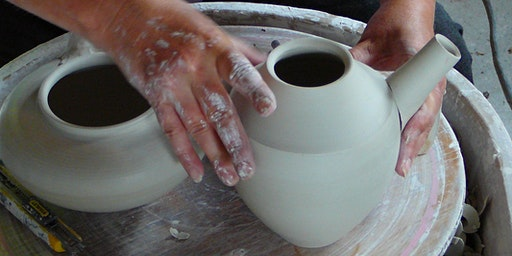 Sydney Pottery Classes - Make Your Own Teapot