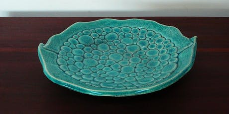 Sydney Pottery Classes - Pottery Platter Project tickets