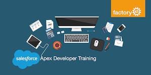 Salesforce Apex Developer Training bei factory42