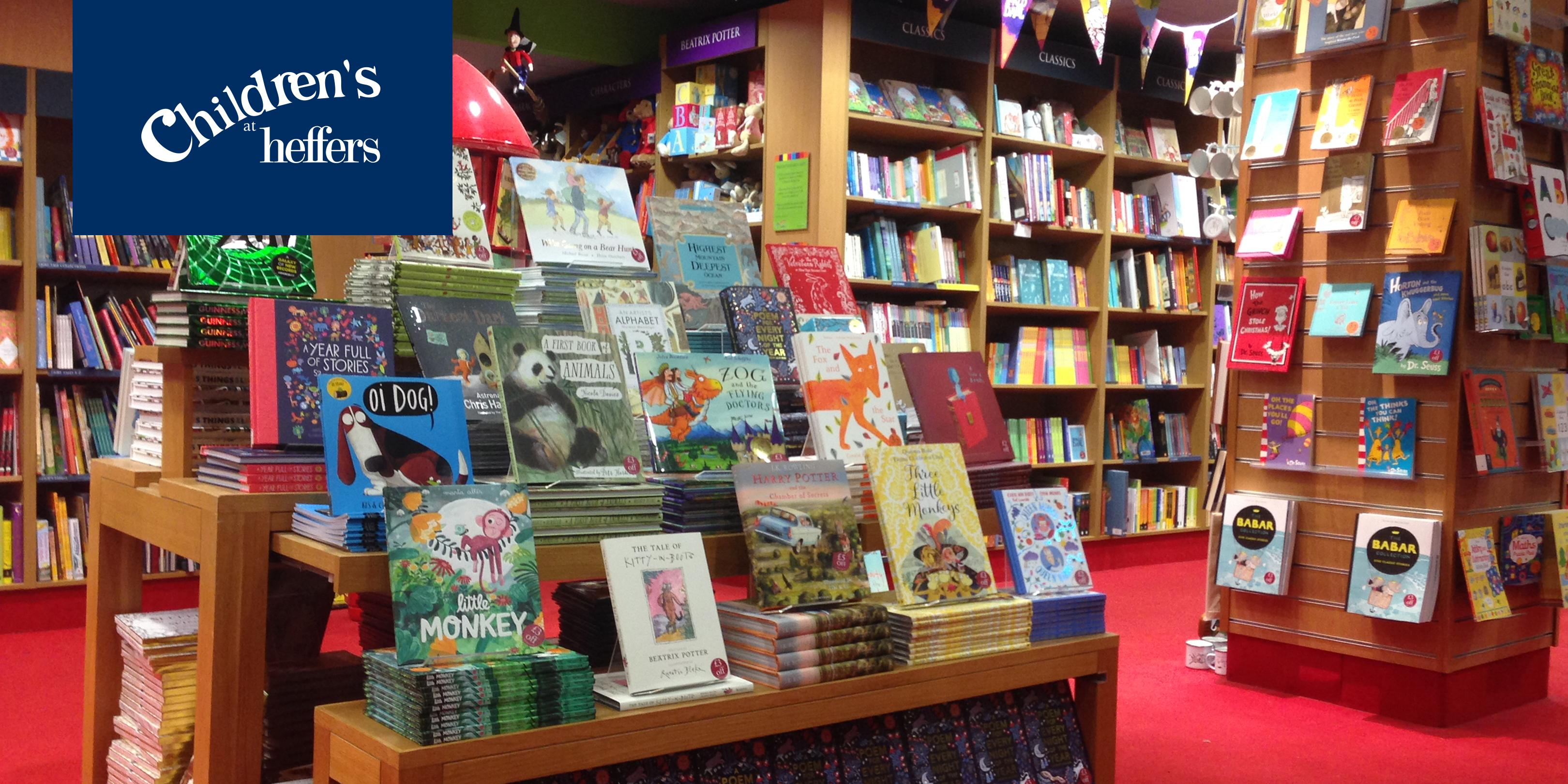 Half Term at Heffers! Board Games for Kids
