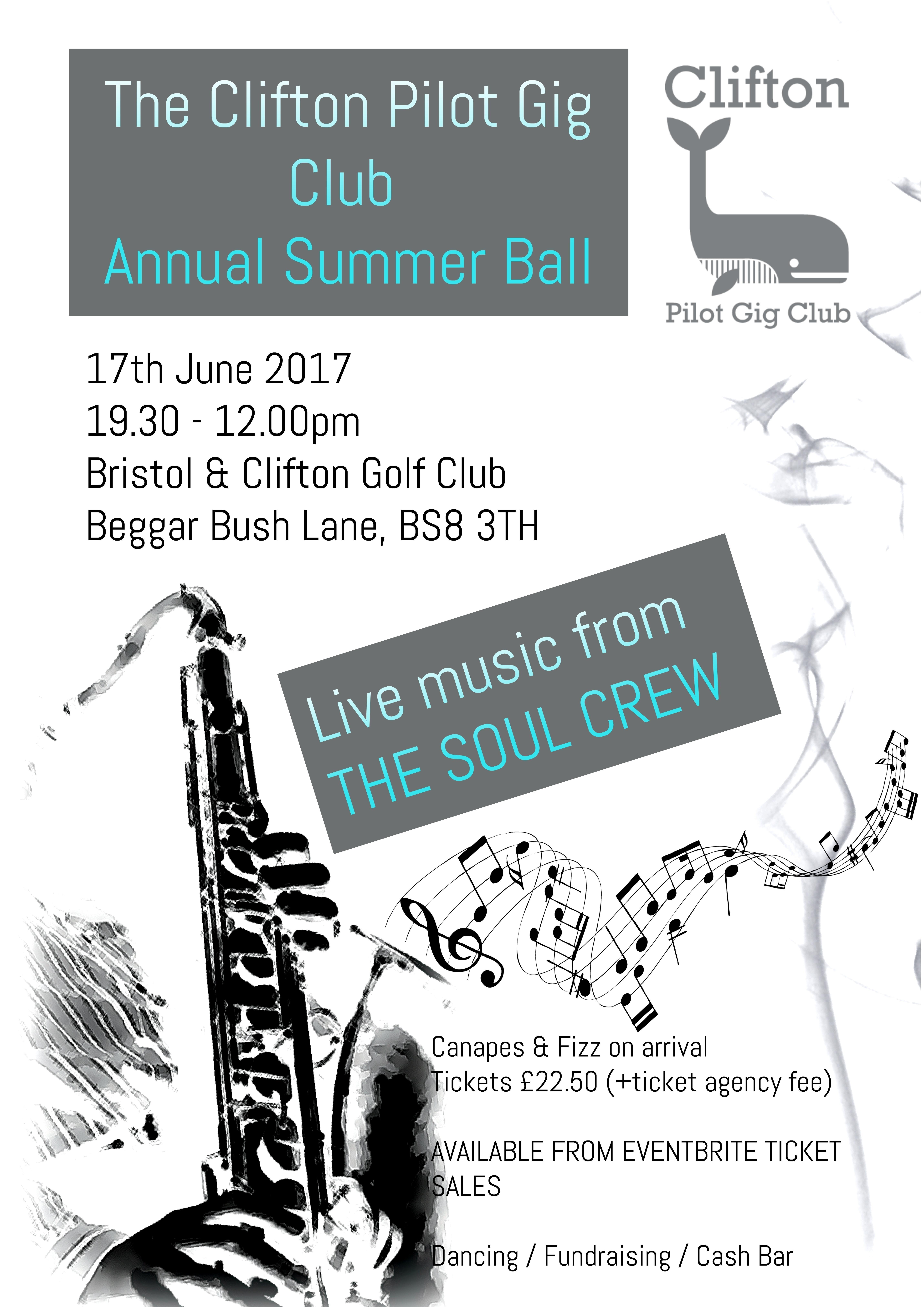 Clifton Gig Club Summer Ball 2017