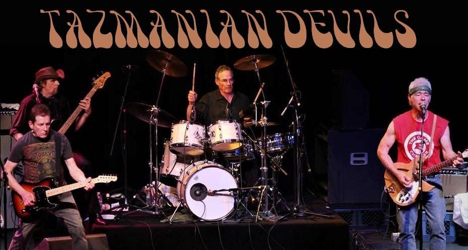Tazmanian Devils & The Pulsators