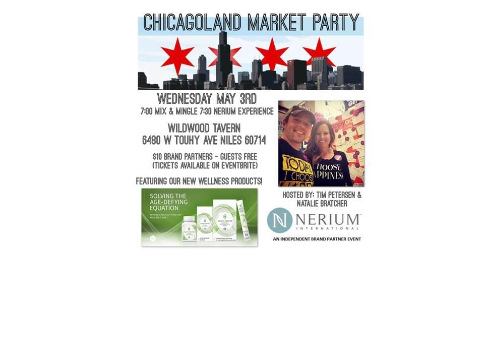 Chicagoland Market Party