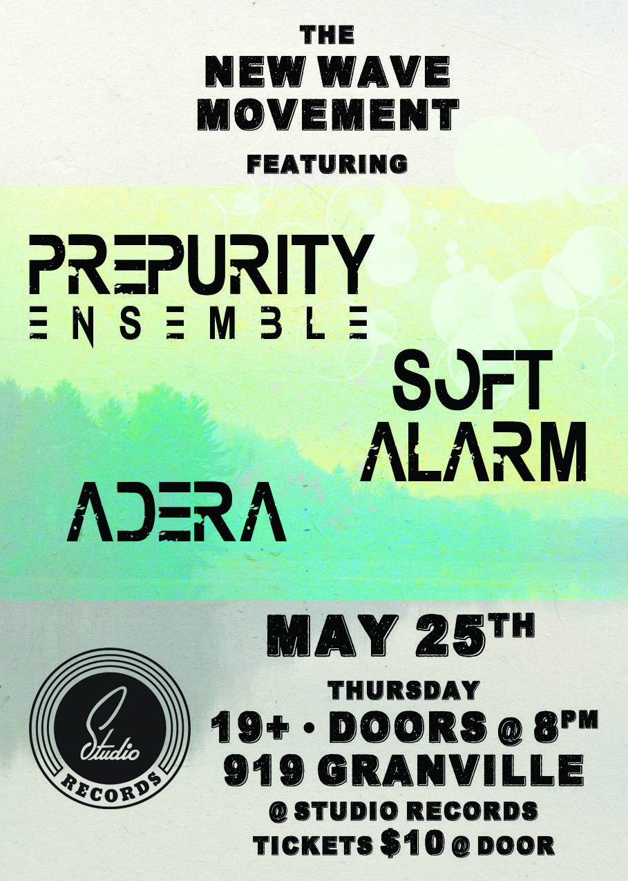 Prepurity Ensemble / Soft Alarm / Adera at St