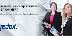 Business Breakfast zur Jedox BI-Suite in Greven