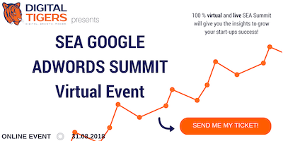SEA Google Ads (AdWords) Summit Stuttgart