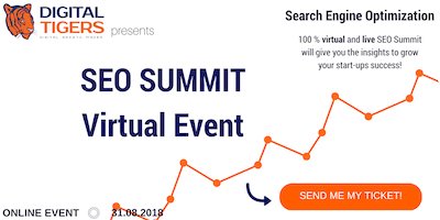 SEO Search Engine Optimization Summit Dresden