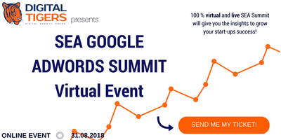SEA Google Ads (AdWords) Summit Dresden