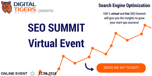 SEO Search Engine Optimization Summit Hamburg