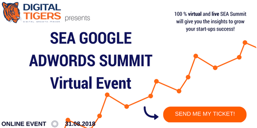 SEA Google Ads (AdWords) Summit Karlsruhe