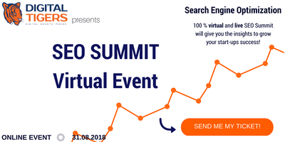 SEO Search Engine Optimization Summit Karlsruhe