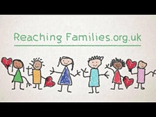 Reaching Families logo