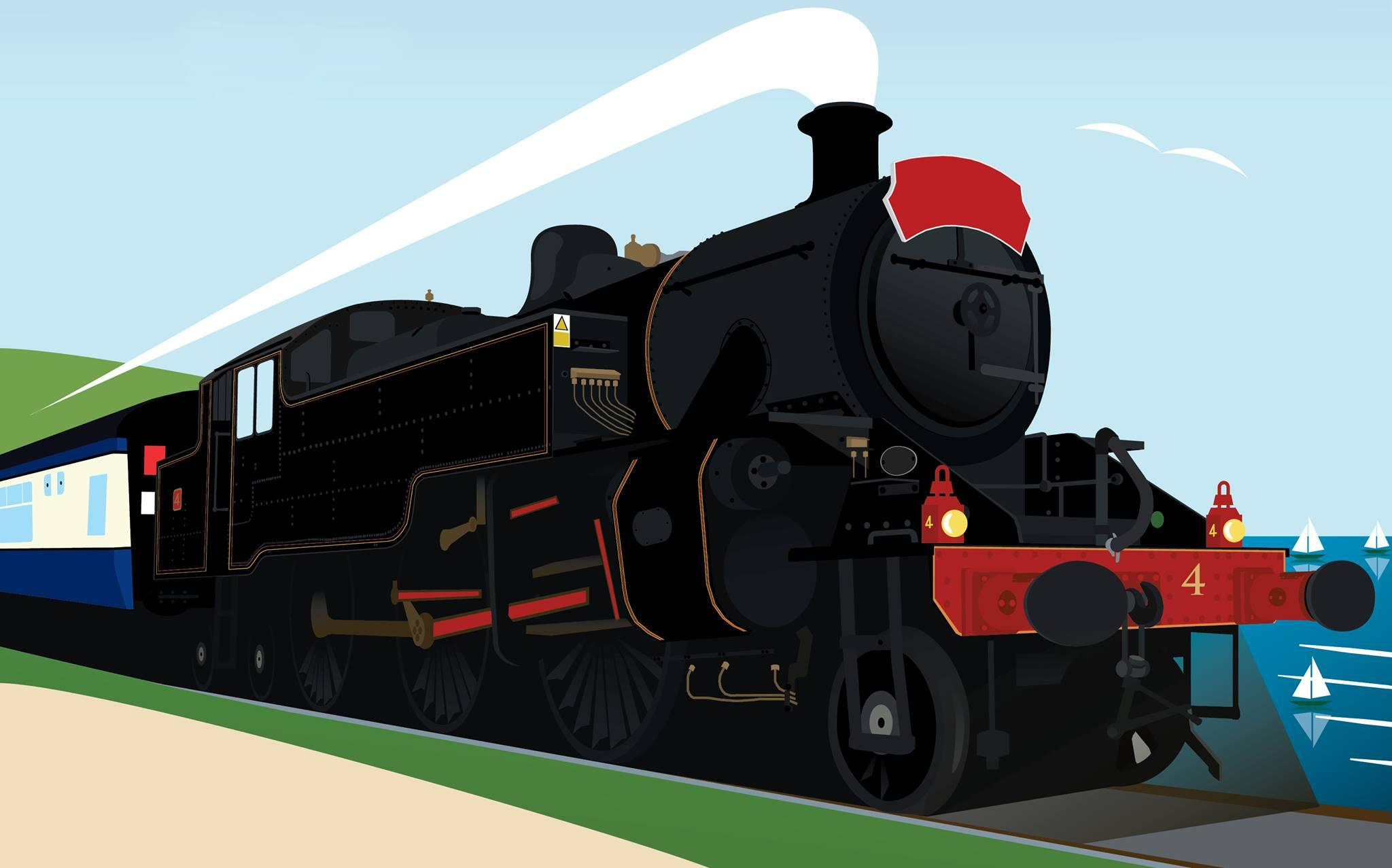 Howth 170 - Train 3