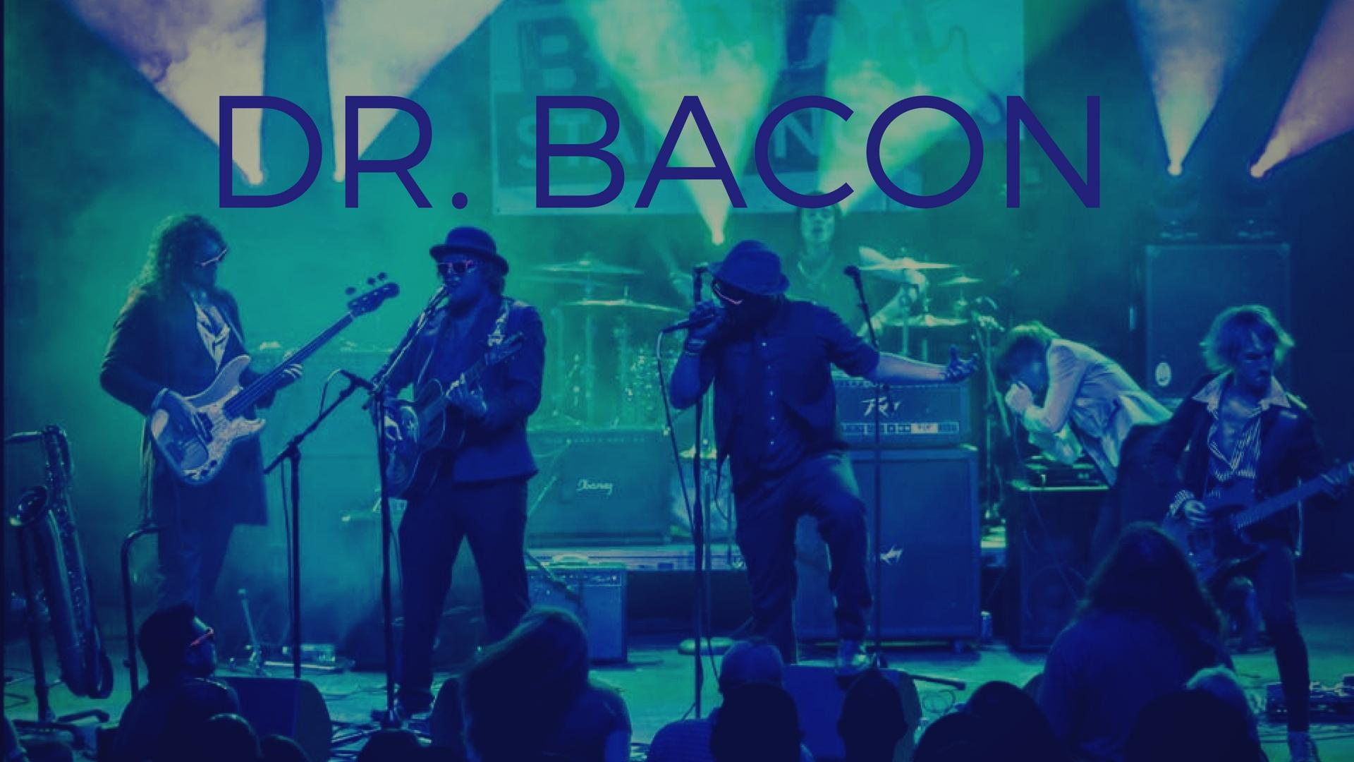 Dr. Bacon w/ The Company Stores at Asheville Music Hall
