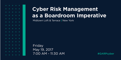 Cyber Risk Management as a Boardroom Imperative