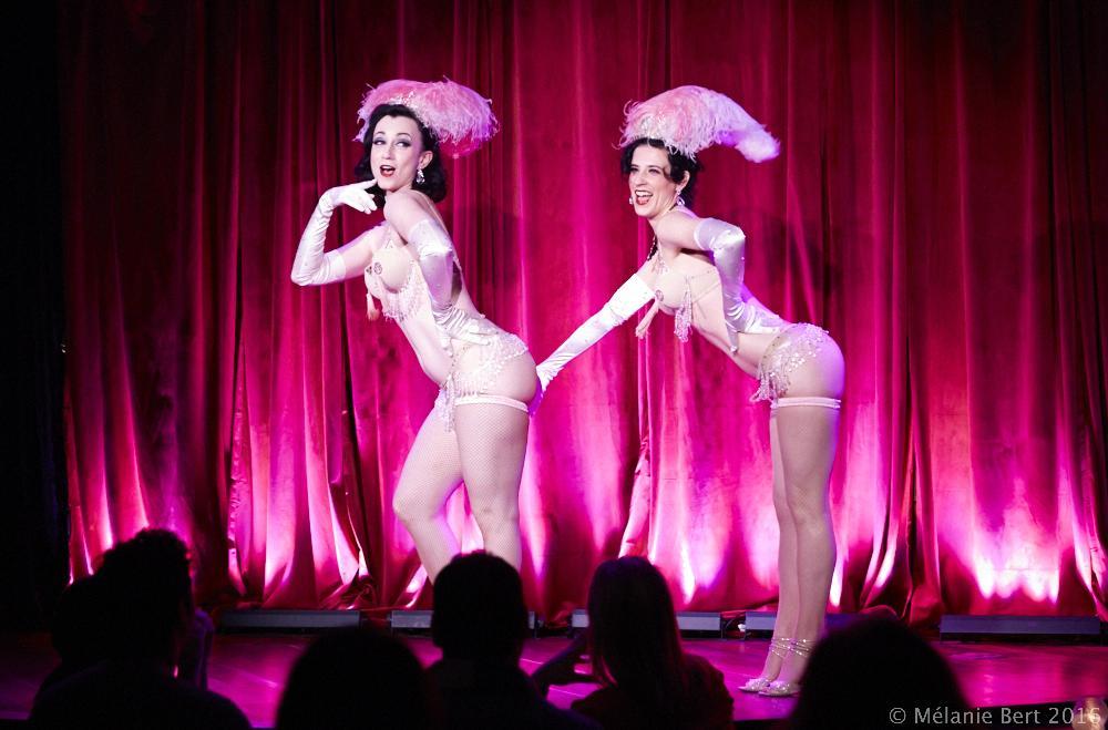 Saturday July 22: The Big Sexy Show