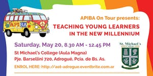 "APIBA On Tour Adrogué: ""Teaching Young Learners in the..."