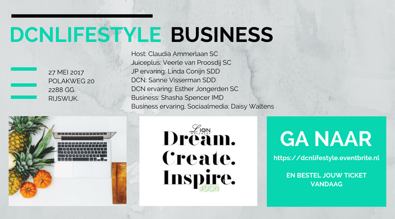 DCNLIFESTYLE & BUSINESS event