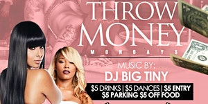 V LIVE | THROW MONEY MONDAY'S