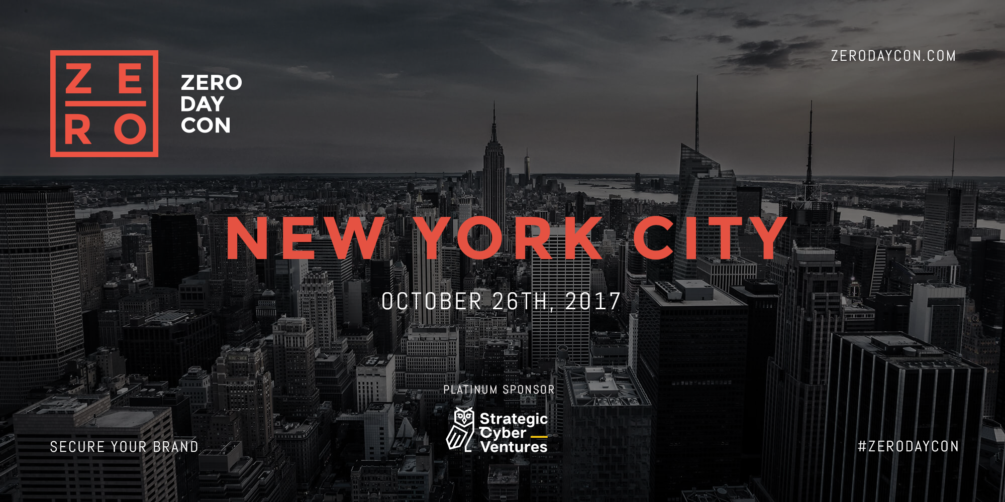 Zero Day Con New York City