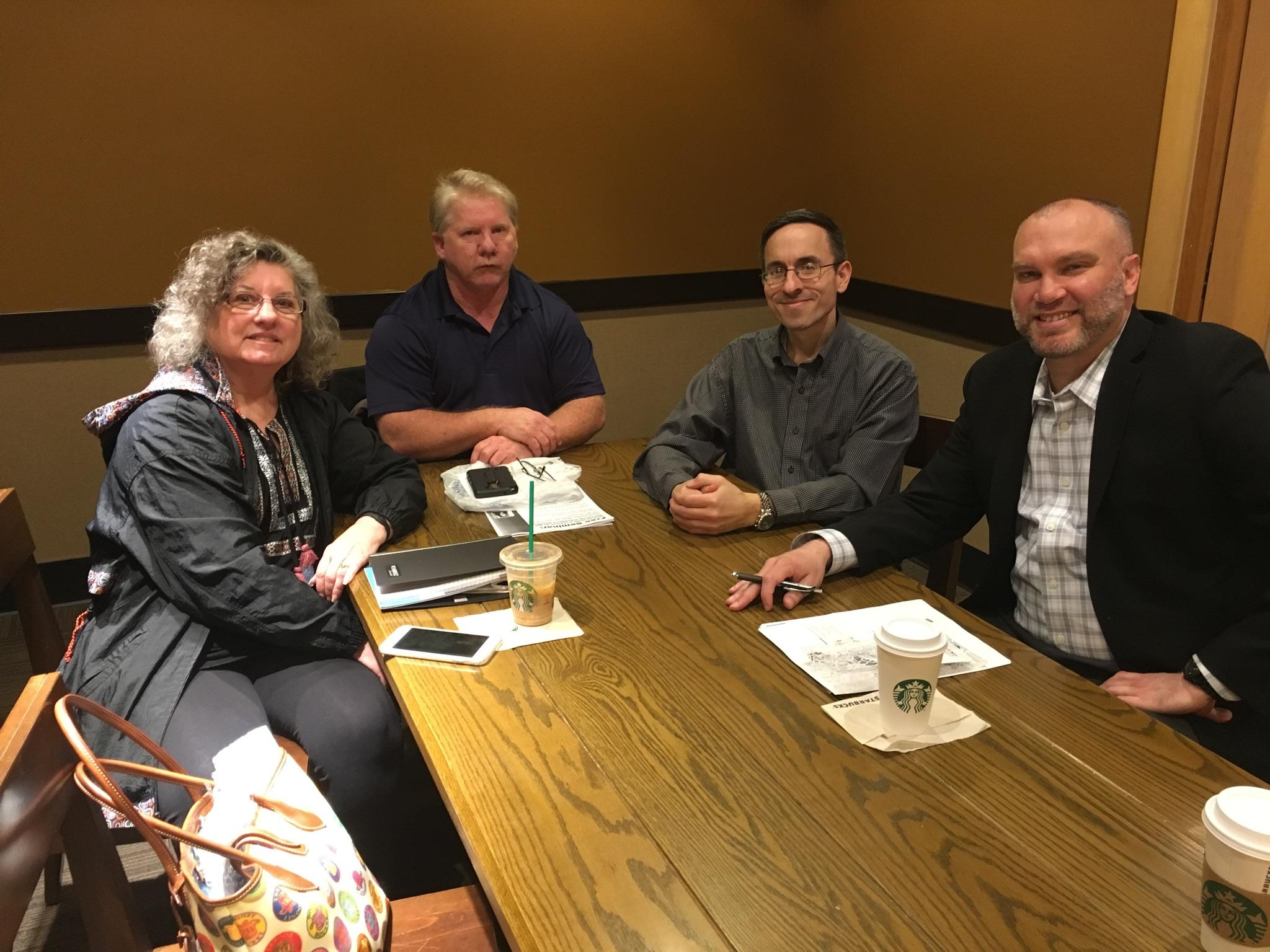 Puyallup Referral Masters Networking meeting