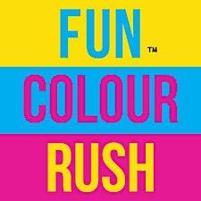 Fun Colour Rush 2020 logo