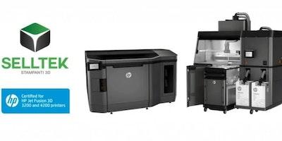 Open House HP: Presentazione della nuova stampante 3D Multi Jet Fusion 4200