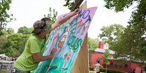 ART-IN-ACTION at GO GREEN! Brooklyn Festival 2017 &...
