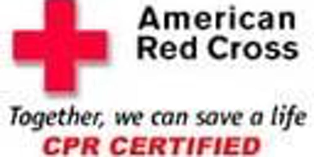 American Red Cross Certified Cpr I First Aid I Bls I General Dda I