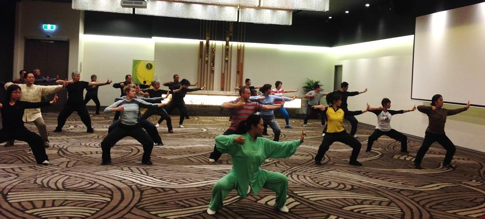International Health Qigong Workshop
