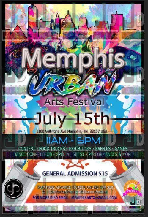 Memphis Urban Art Festival