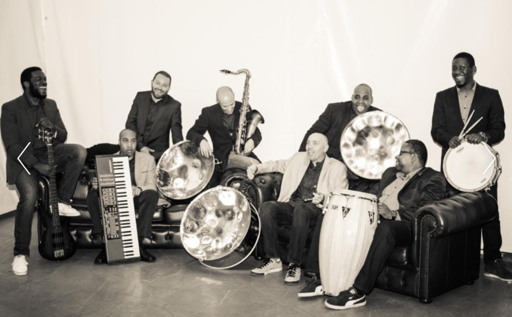 Steel Pan Fusion Summer Tour - Liverpool
