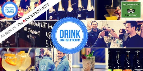 Drink Brighton tickets