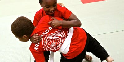 Krav4kids Free Trial Lesson