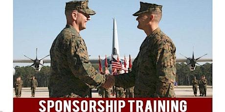Sponsorship Training Class tickets