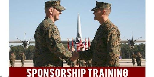 Sponsorship Training Class