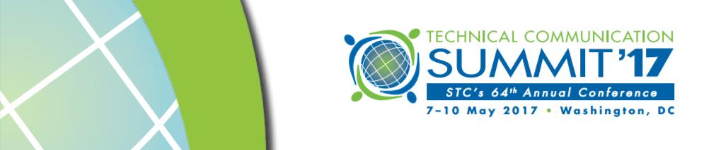 STC Summit 2017 Recap