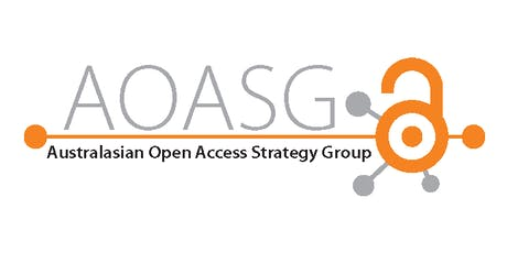 Image result for Australasian Open Access Strategy Group logo