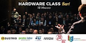 Hardware Class Bari 2017