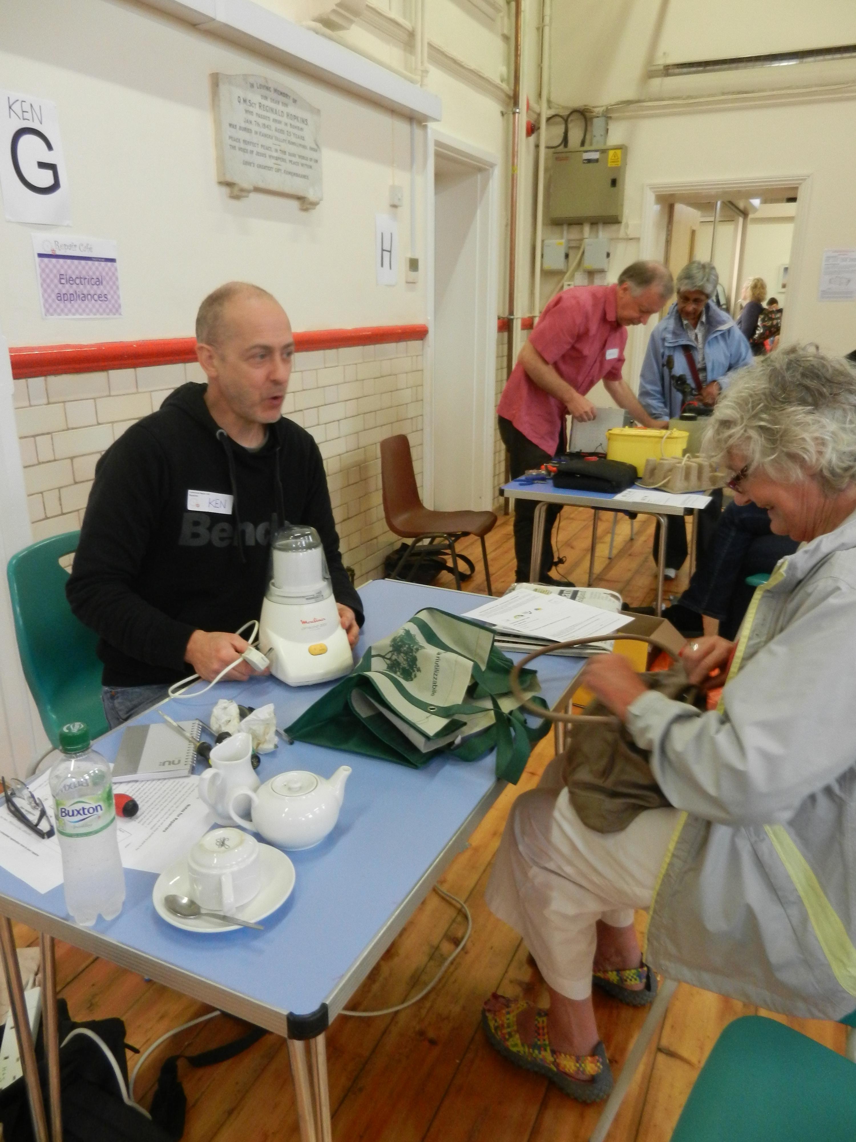 Cottenham Repair Café #10