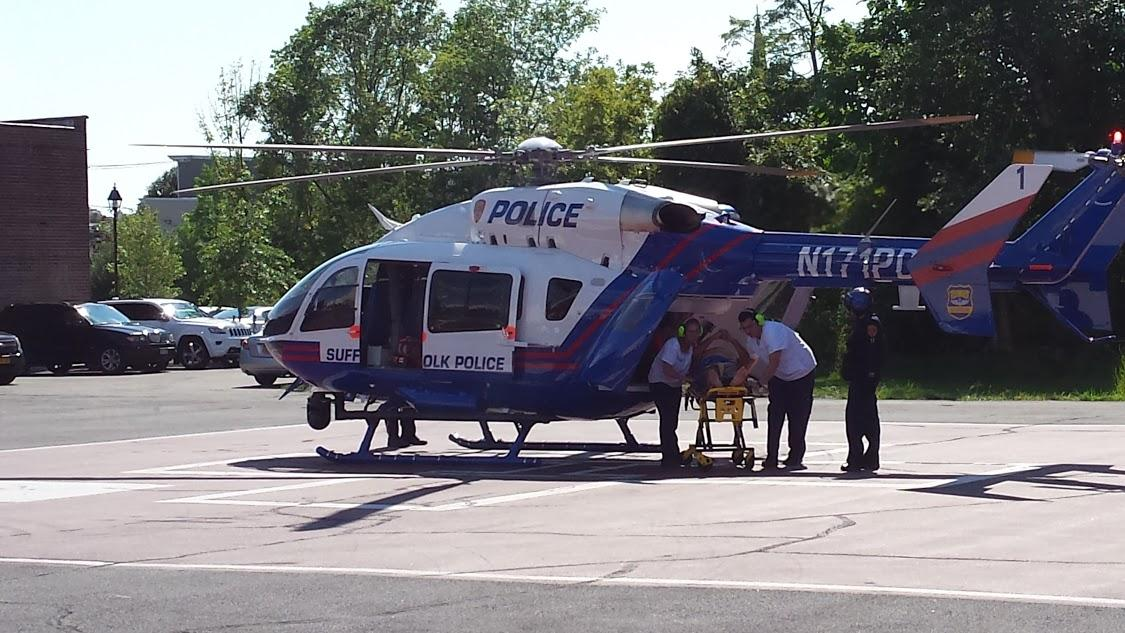 Helicopter Safety and In-Service