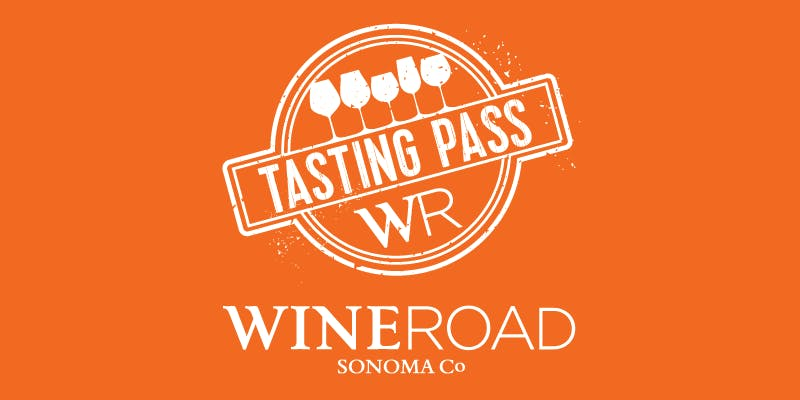 Wine Road Tasting Pass - 1 Day Ticket