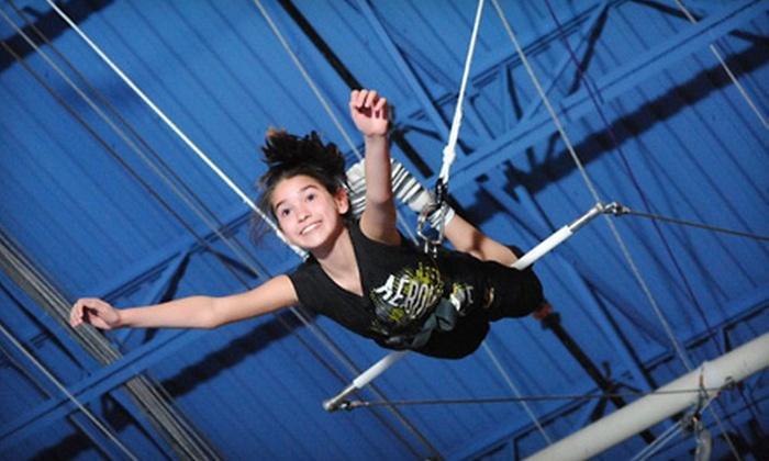 Mother Daughter Program - Circus School Editi